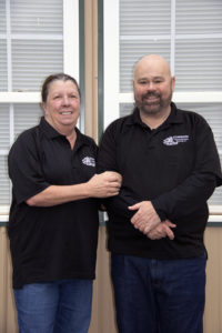Owners of Steammaster Carpet & Cleaning Upholstery